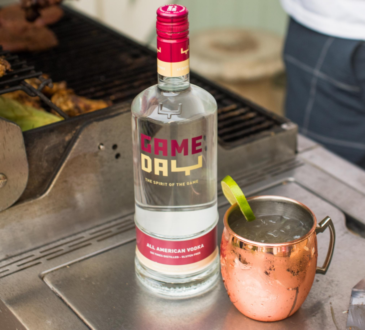 GameDay Vodka BBQ